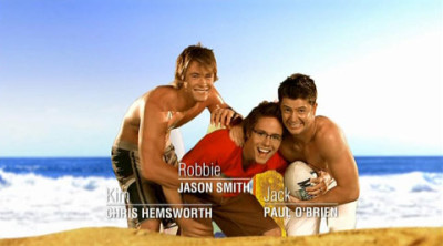 ahhhunagi:  Remember when Chris Hemsworth was Kim Hyde on Home and Away? Oh those were the days.  Back when Home and Away was awesome.Or I was just young and naive…