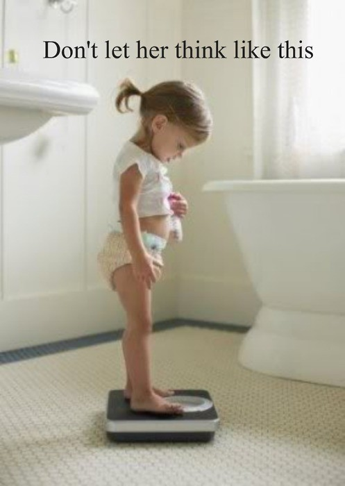 "fitvillains:  Body Image & Children Signs Your Child Has a Negative Body Image Knowing the warning signs of an unhealthy body image in children can help parents identify problems early. What to watch for: Signals that a girl views herself only in terms of her physical appearance. The language your daughter uses to describe herself and her physical development and attractiveness. Excessive dieting Frequent comments about the weight of other girls Worries about sexual attractiveness Depression and low self-esteem Parents can help boost a poor body image by: Helping children understand that their bodies will change and grow Helping children understand that there is not one ""ideal"" body shape Watching what they say about their own bodies and the comments they make about other people's bodies Avoiding stereotypes, prejudices, and words like ugly and fat Helping children focus on their abilities and personalities rather than their physical appearance Promoting physical activity and exercise. Girls who play sports tend to have higher levels of self-esteem and healthier body images. ""Be fit, not necessarily thin, and you will be healthy for life,"" is an excellent motto. Discouraging children from weighing themselves too often via WebMD"