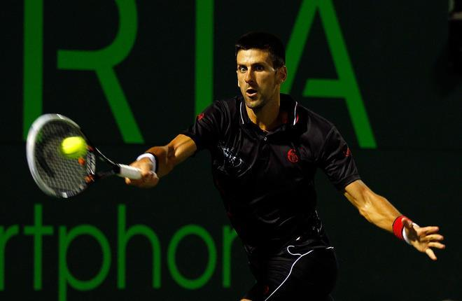 Nole is in the final! :)