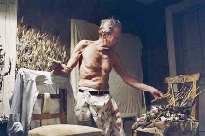 "Lucian Freud: Portraits at the National Portrait Gallery is pure genius. My piece in Whitehot Magazine is here. ""I want paint to work as flesh, I know my idea of portraiture came from dissatisfaction with portraits that resembled people. I would wish my portraits to be of the people, not like them. Not having to look at the sitter, being them. As far as I am concerned, the paint is the person. I want it to work for me just as the flesh does."""