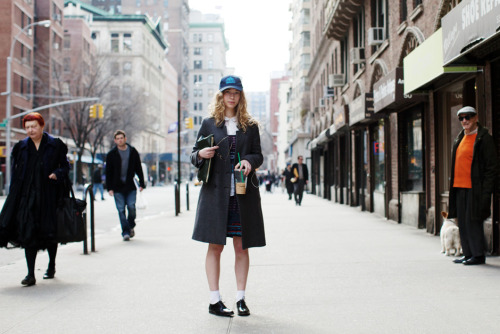 (via On the Street…..University Place, New York « The Sartorialist)