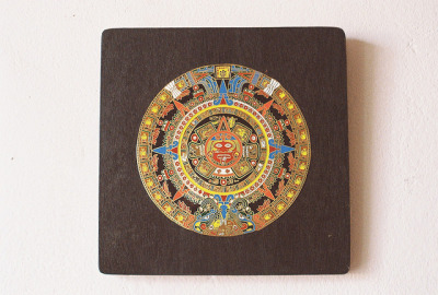 bernrob:  Aztec Calendar on Flickr.