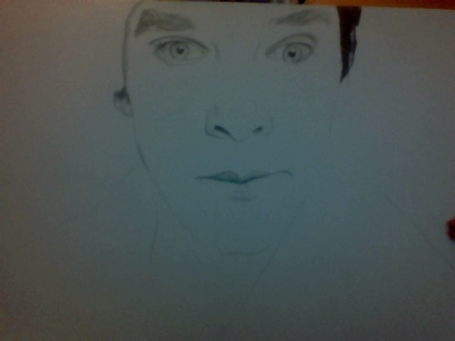 started drawing sherlock/benedict