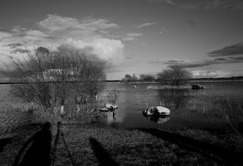 Me & Lough Ree by munira_zen on Flickr.