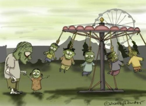 Zombie Amusement