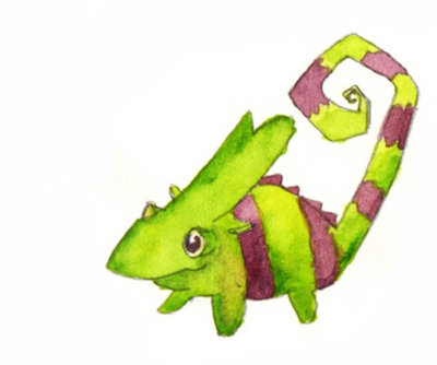 (via Jameleon by ~amwah on deviantART) A lil Jameleon I did a while ago…from Viva Pinata!