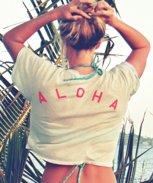 goldfishkiss:  The Aloha Shirt. Literally.
