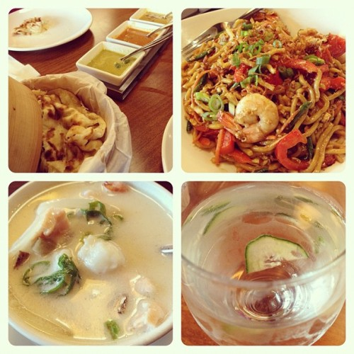 #food #yum  (Taken with Instagram at Oryza Bistro Asiana)