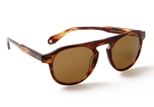 Garrett Leight $310, available at A. Kinney Court, Los Angeles  Seriously, 300 GODDAMNED BUCKS?????