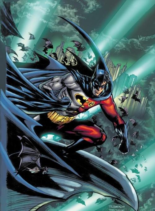 Tim Drake becomes Batman