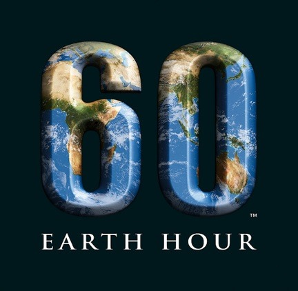 ECO NEWS: Observe Earth Hour Tonight! (3/31, 8:30pm)