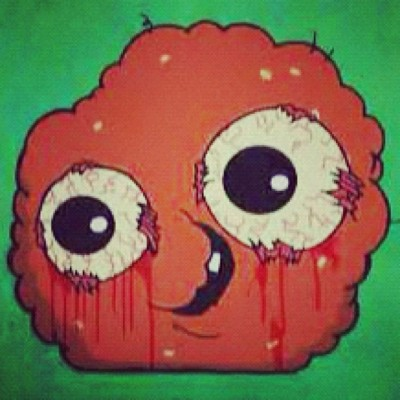 #meatwad #aquateenhungerforce #aquaunitpatrolsquad1 (Taken with instagram)