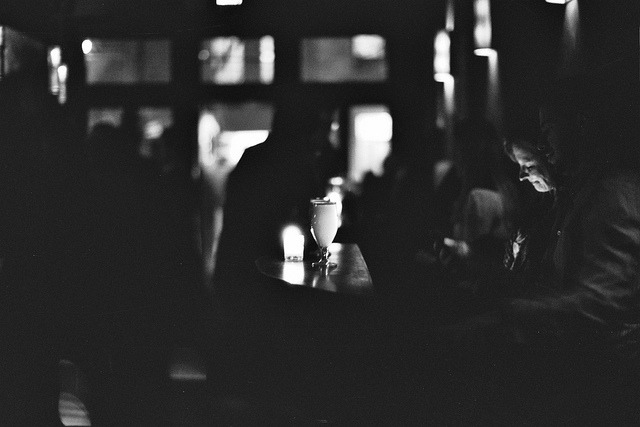 Analog Bars: Light in the darkness. Another Room.