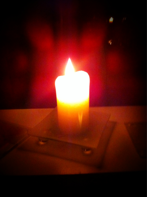 Project 366 - Day 91  Earth Hour.