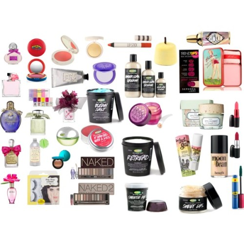 loveemmanichole:  Beauty Product Wish List (March 2012) by emzdreambig13 featuring a lip makeup