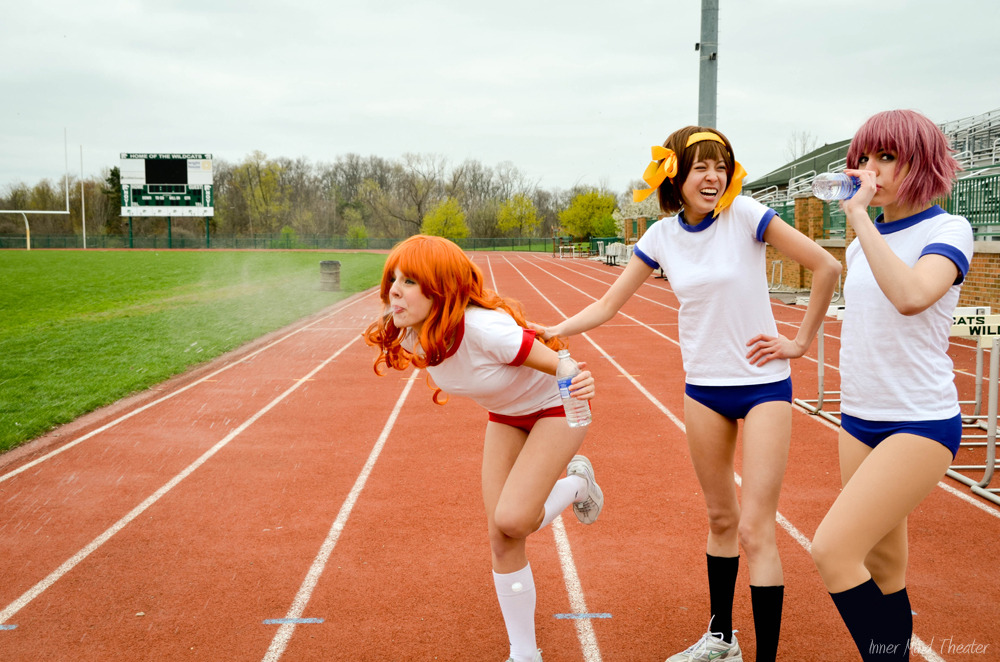 last photo of the day is always the best mikuru- courtoonxiiiharuhi- berndoryuki- hythe