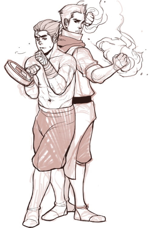 coffeekinns:  I'll clothe Bolin later on when my hand isn't dying