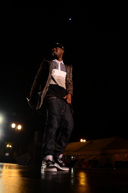 porterhousela:  Casey Veggies on Flickr. @CaseyVeggies Live at USC Gearfest