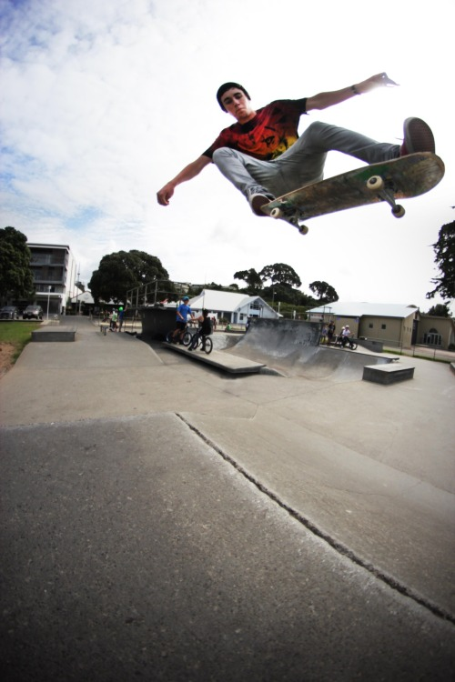 Josh Mason - Bs180 bbz. Photo: Scott Olds