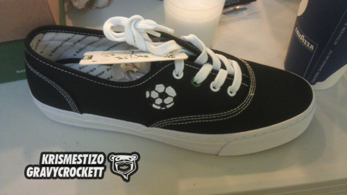 [KEDS] Custom Soccer Ball By Kris MestizO