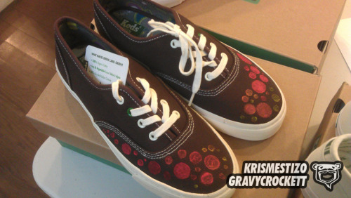 [KEDS] Custom Dots By Kris MestizO