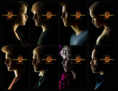 HAPPY HUNGER GAMES, MAY THE ODDS BE EVER IN YOUR FAVOR! ♥♥♥