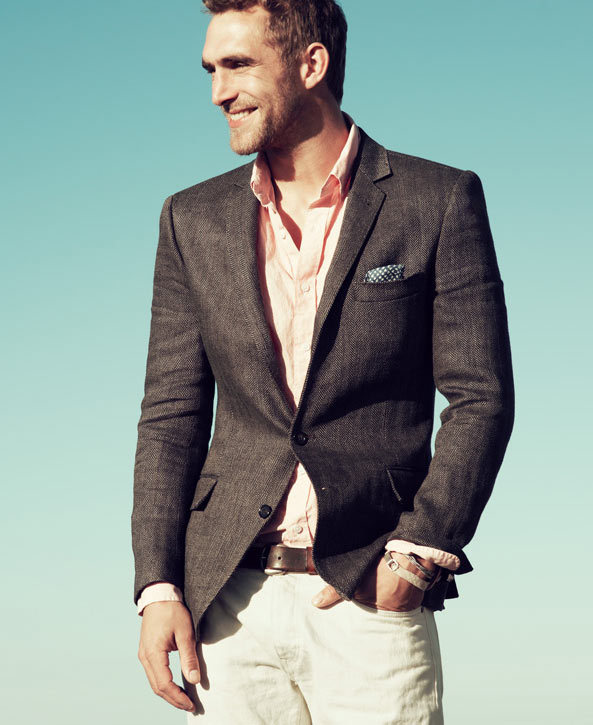 J.CREW Stylebook Men march 2012