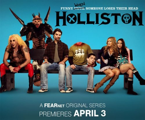 "Adam Green Talks About His New Show ""HOLLISTON"", Dee Snider, & The Alien In His Closet…GWAR?"
