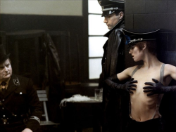 Night Porter, 1974 by Liliana Cavani.