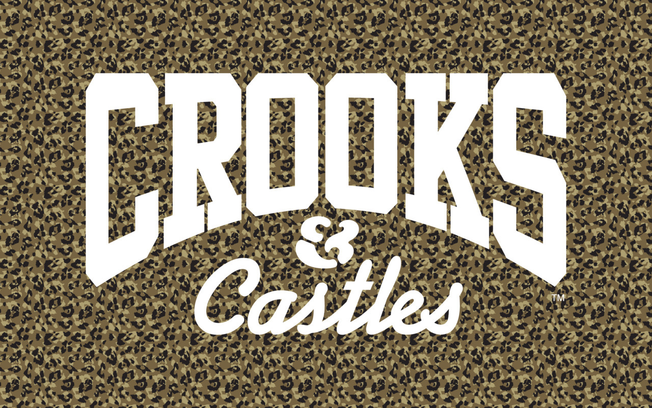 Crooks & Castles x Regina Yazdi for Spring/Summer 2012 My camo-leopard print is out this season for both men's and women's collections at www.crooksncastles.com.  Be sure to check it out!