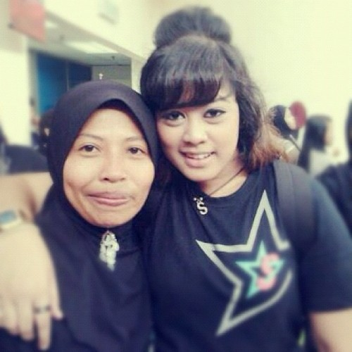 Kak ruzotttt!!! :)  (Taken with instagram)