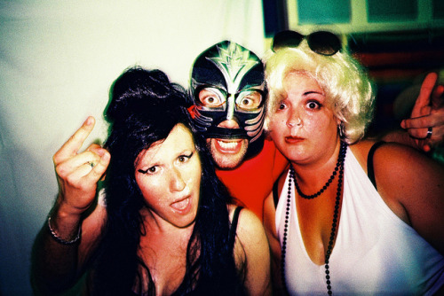 Amy, Maryline and Pablo on Flickr.