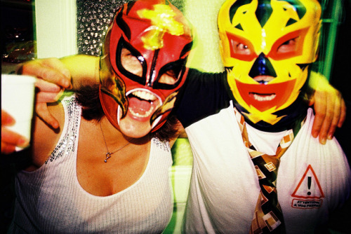 Lucha Libre @ Casa on Flickr.