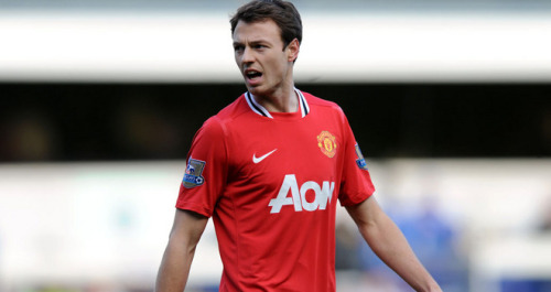 "keepcalmandlovemanchesterunited:  ""Jonny Evans a.k.a The Fartinator is a machine! Letting off bombs!"" - Rio Ferdinand"