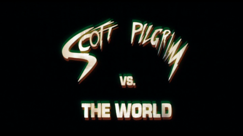 TITLE TUESDAY Scott Pilgrim vs. the World | 2010 | Edgar Wright