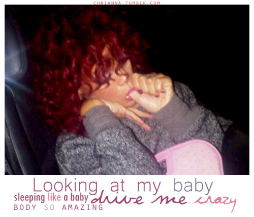 Looking at my baby sleeping like a baby body so amazing drive me crazy Sex - Chris Brown