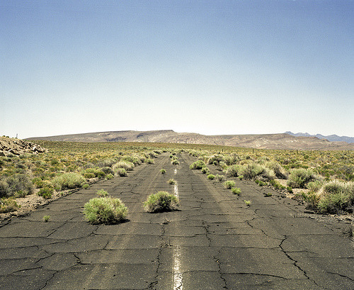 prisere:  old highway 6, nevada (by rob hann)