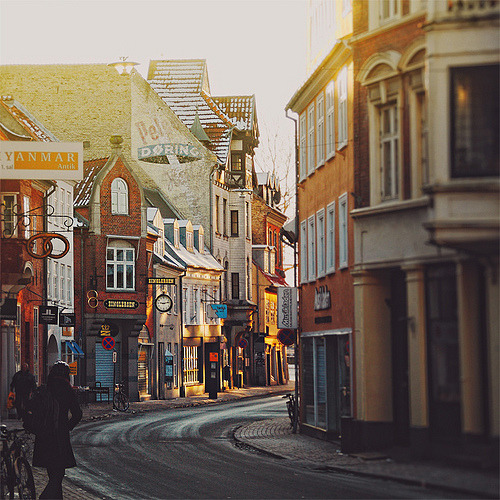 Odense, Denmark | by Julia Dávila Lampe | via travelingcolors