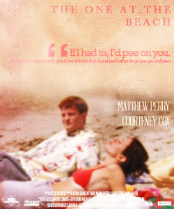 Movie Poster » The One at the Beach