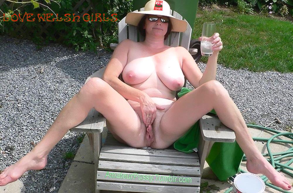 Mature Welsh Tit Pics 120