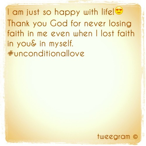 #tweegram #GodisLove #Happy Sunday (Taken with instagram)