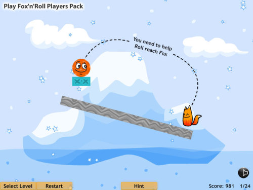 beplayed:  Play Fox'n'Roll Players Pack | Free Online Games