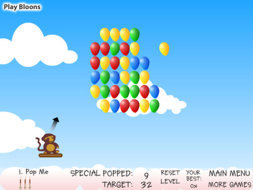 beplayed:  Play Bloons | Free Online Games