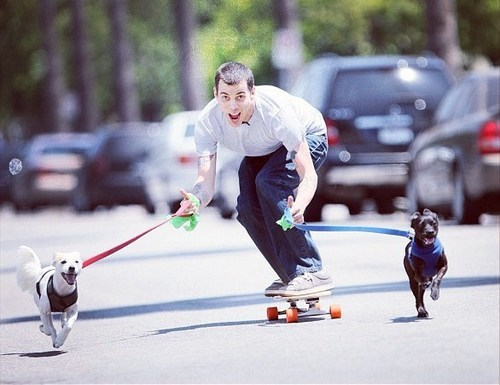Jackass 30 Day Challenge! Day 8: Favorite Picture of Steve-O