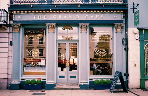 The Grand Café, Oxford, England