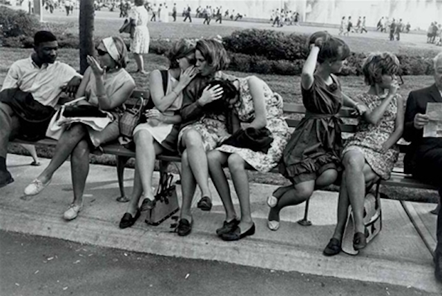 World's Fair - New York City Stunning nostalgia: Garry Winogrand's gorgeous photographs of American life in the 1960s.