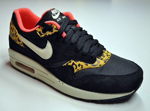 Nike Air Max 1 'Black Leopard'