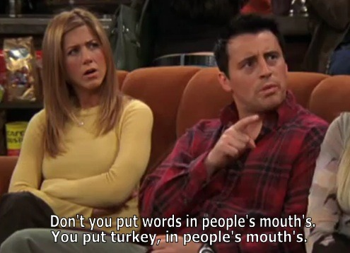 10 x 08: The One with the Late Thanksgiving