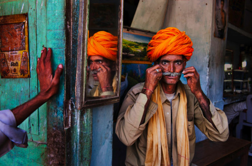 Steve McCurry x I Love My India