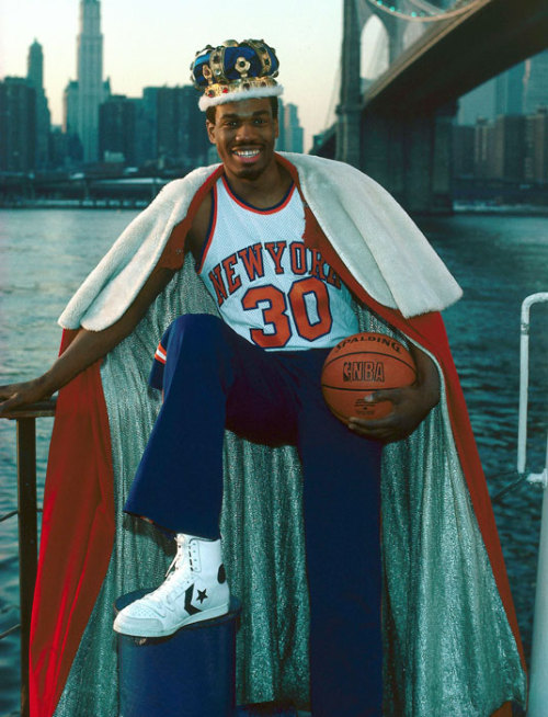 charityline:  Bernard the King of New York  Before The Legend In New York there's a King of New York